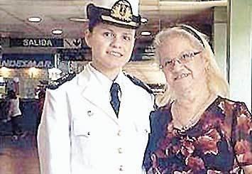 """Joven encontrada muerta en buque que  zarpó de La Plata falleció """"por ahorcamiento"""""""