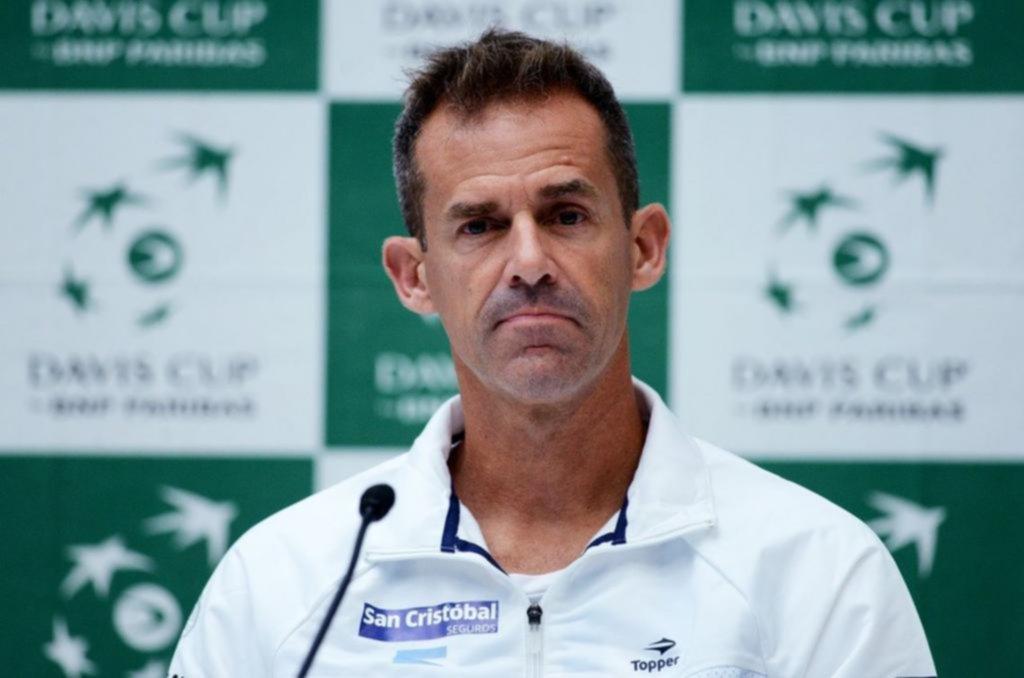 Orsanic continúa como capitán de Copa Davis
