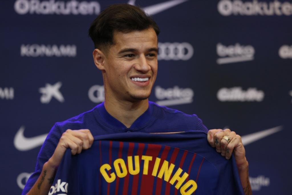 El Madrid tentó fichar a Coutinho por una fortuna