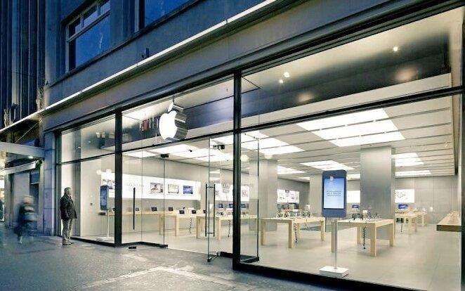 Una batería de iPhone obliga a evacuar una tienda en Zúrich
