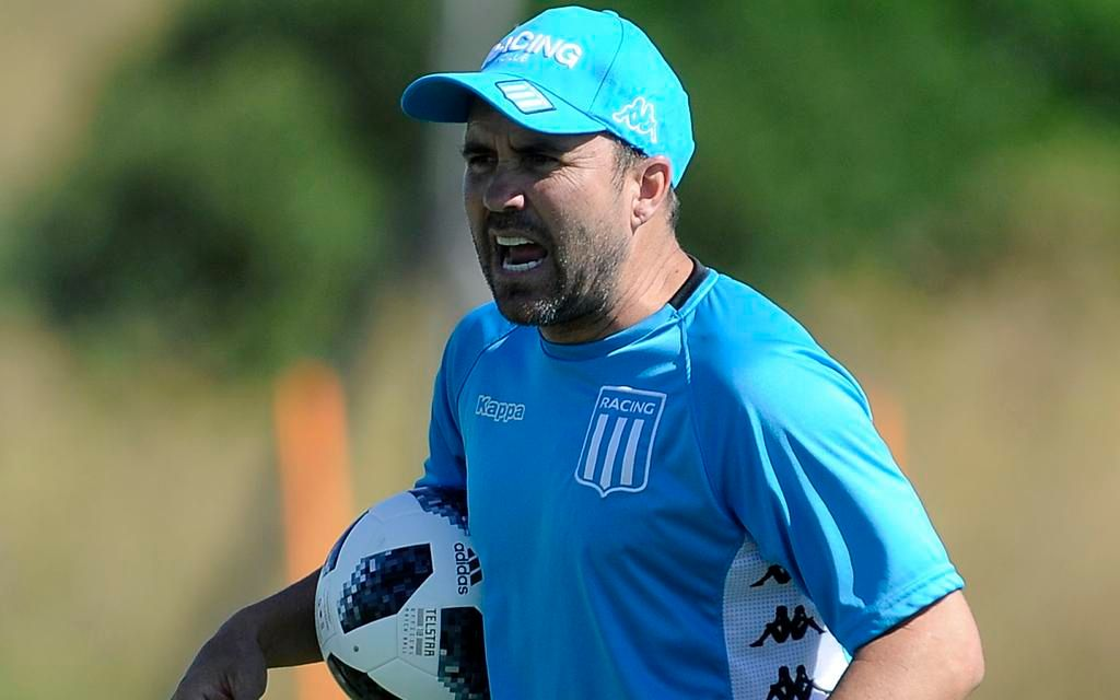 Racing sumó a Nery Domínguez y Sigali