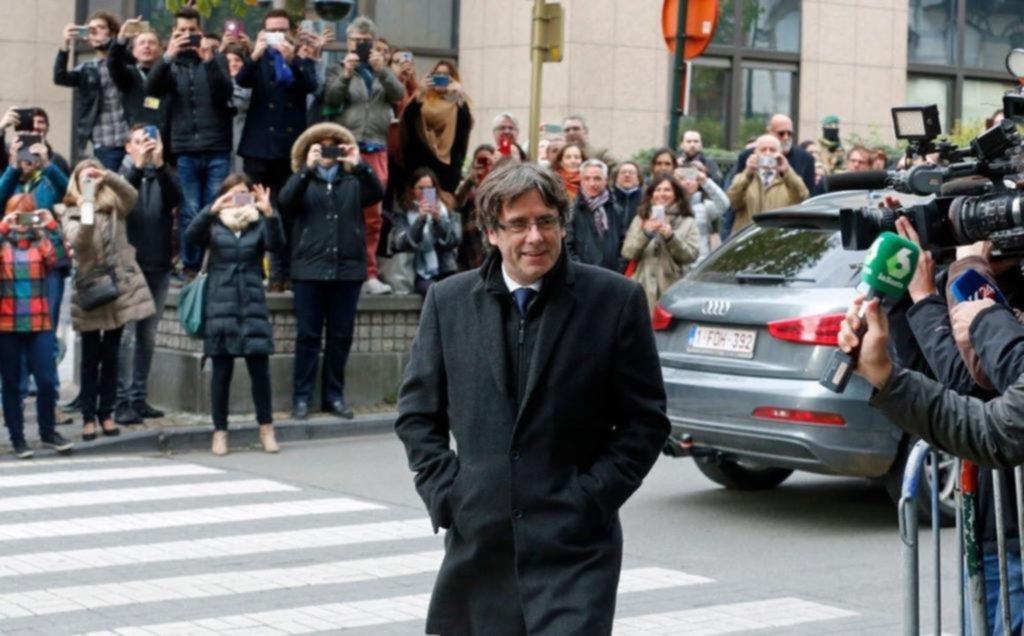 El Gobierno rechazó la elección a distancia de Puigdemont — Cataluña