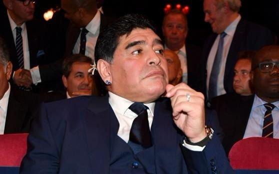 Maradona arremete contra dirigentes por este motivo — Facebook