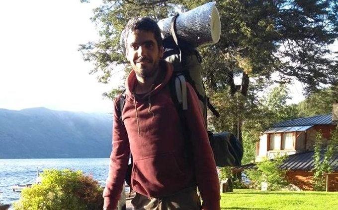 Buscan a un joven desaparecido en Bariloche