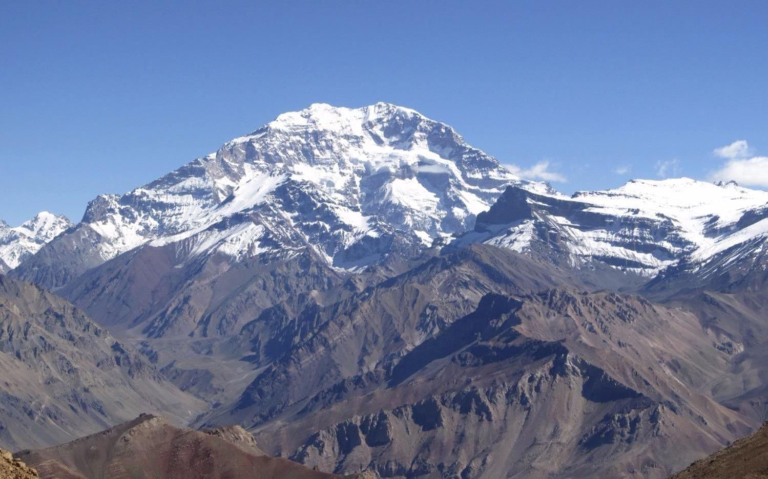 Murió un andinista griego antes de llegar a la cima del Aconcagua