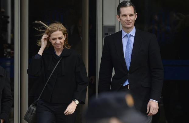 España: condenan al cuñado del Rey Felipe IV a seis años de prisión