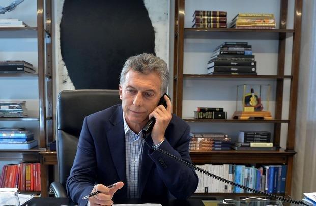 """Trump destacó el """"rol de liderazgo"""" de Macri en la Región"""