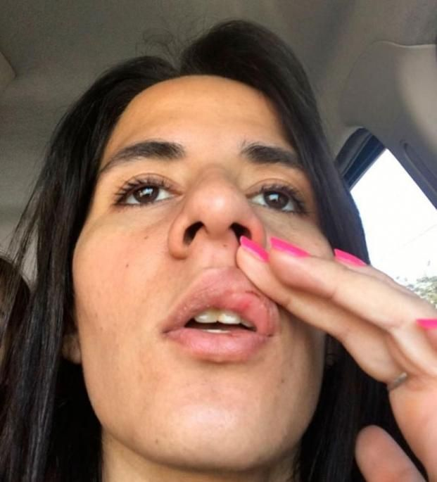 Un video revela  a Pato Cabrera furioso con su ex