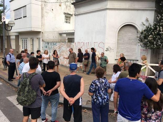 Crean una ONG en El Mondongo para luchar contra la inseguridad