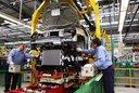 La actividad industrial cayó 1,1% en enero