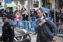 España: el cuñado del Rey, en libertad condicional