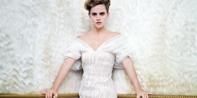 Tras el topless, Emma Watson se defiende
