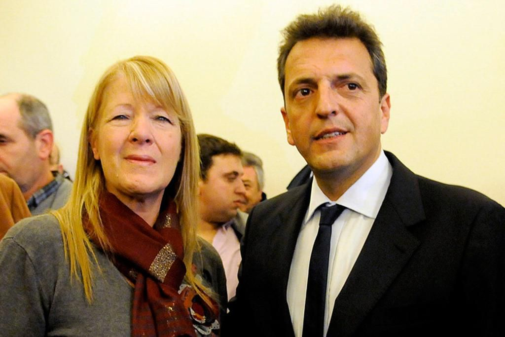 Massa y Stolbizer: tanteos para el armado de las candidaturas