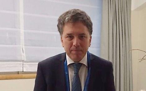 """Dujovne: """"hay sectores que quieren que le vaya mal a la Argentina para que le vaya mal al Gobierno"""""""
