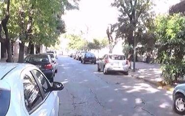 Video: violenta entradera en 35 entre 1 y 2