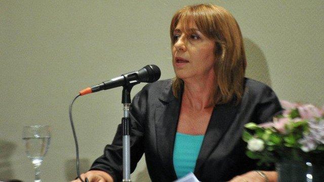 Se complica la situación de la procuradora Gils Carbó