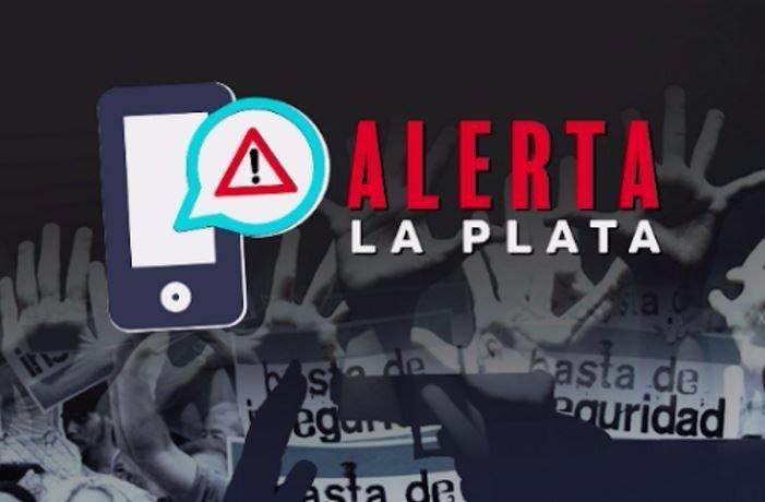"""Con la app """"Alerta La Plata"""" y el apoyo vecinal, Los Hornos lucha contra la inseguridad"""