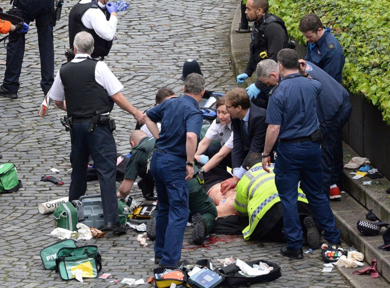 Confirman otra víctima del ataque de Londres