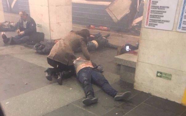 Deja atentado en metro de Rusia 11 víctimas