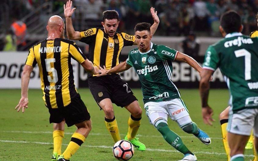 Peñarol intentará rescatar puntos frente a Palmeiras — URUGUAY