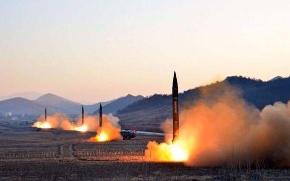 Corea del Norte fracasó en el lanzamiento de un nuevo misil