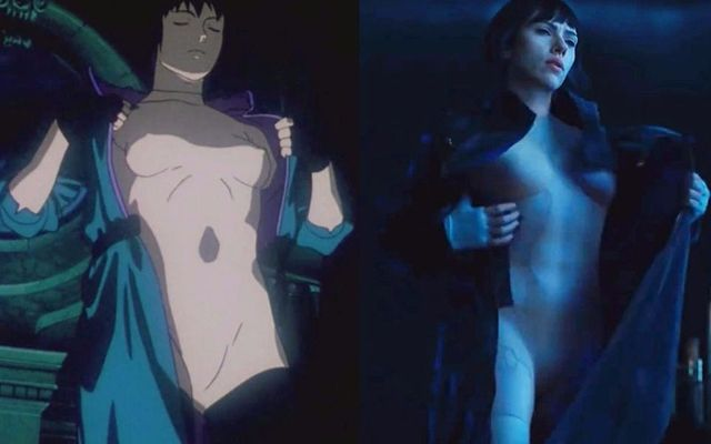 """La Vigilante del Futuro: Ghost in the Shell"" de Rupert Sanders"