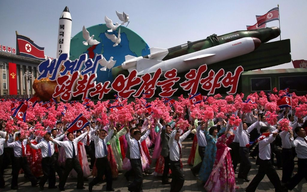 Corea del Norte lanza misil sin éxito