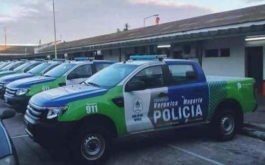 Polémica en La Matanza por los patrulleros de Magario