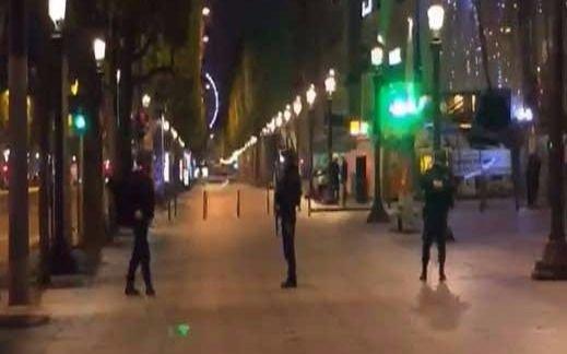 Estado Islámico se adjudicó el ataque en Campos Elíseos — París