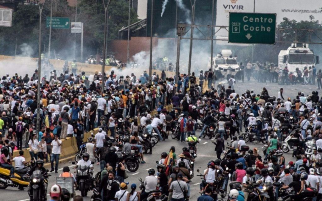 Uruguay y otros ocho países reclaman libertad de presos políticos en Venezuela