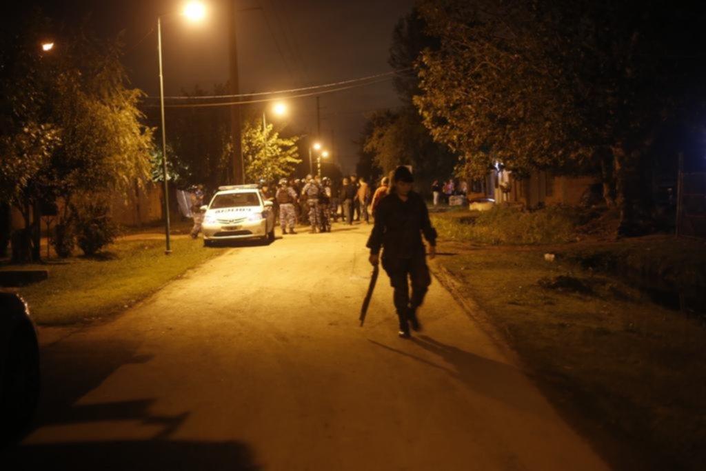 Anoche: nuevos incidentes por el violador de Olmos