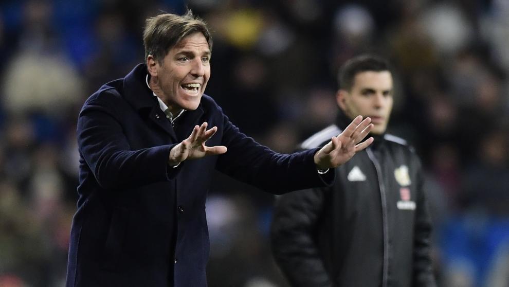 Sevilla le apuntó al Toto Berizzo