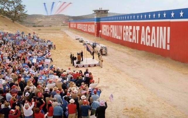 """La construcción del """"Muro"""" comenzará en el verano estadounidense"""