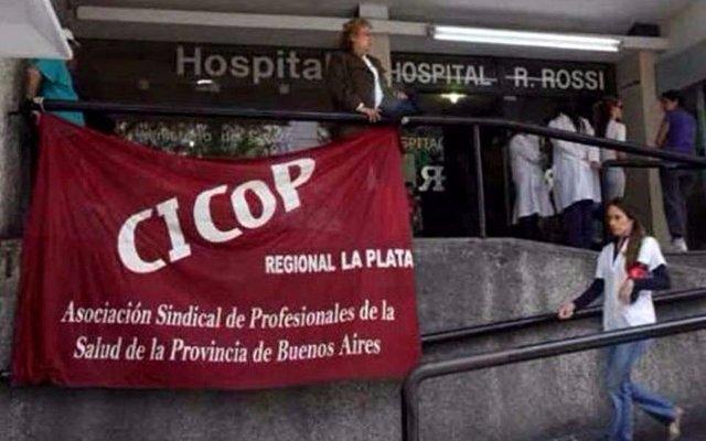 Médicos bonaerenses convocan a un paro de 48 horas