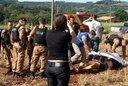 Diez detenidos por el millonario robo de película a una empresa en Paraguay