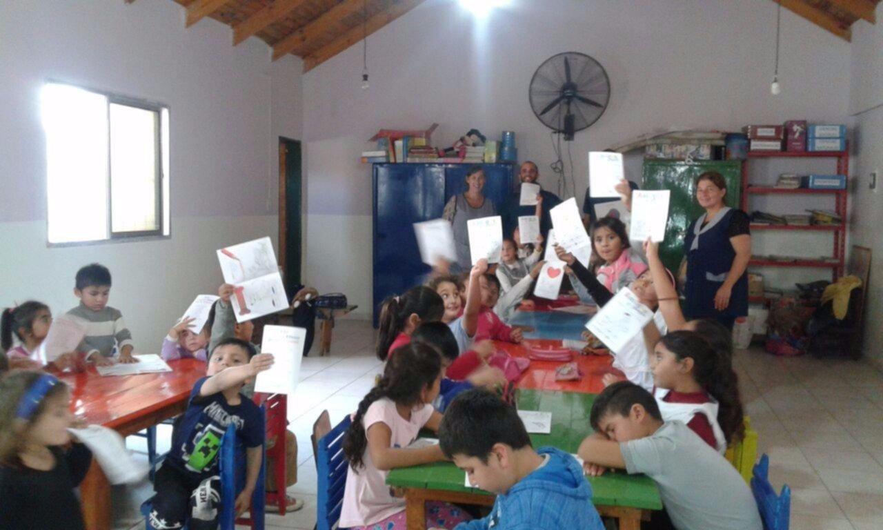 Actividades en jardines y escuelas para el cuidado for Jardines pequenos para escuelas