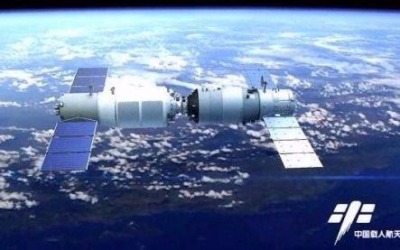 Nave espacial de carga de China completa recarga de combustible en órbita