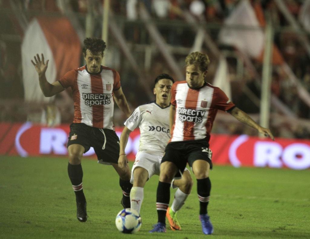 Estudiantes visita a un entonado Independiente