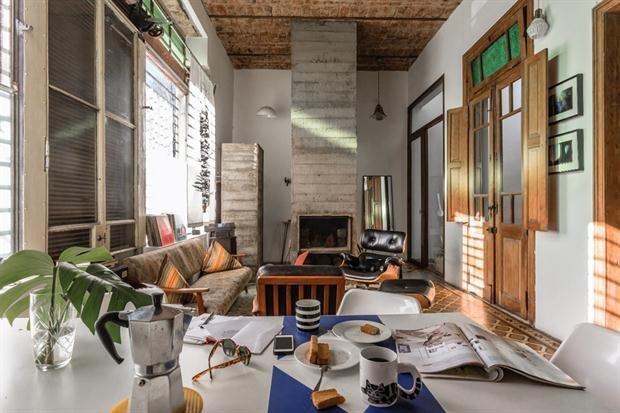 La renovaci n de la casa chorizo hogar for Renovacion de casas viejas