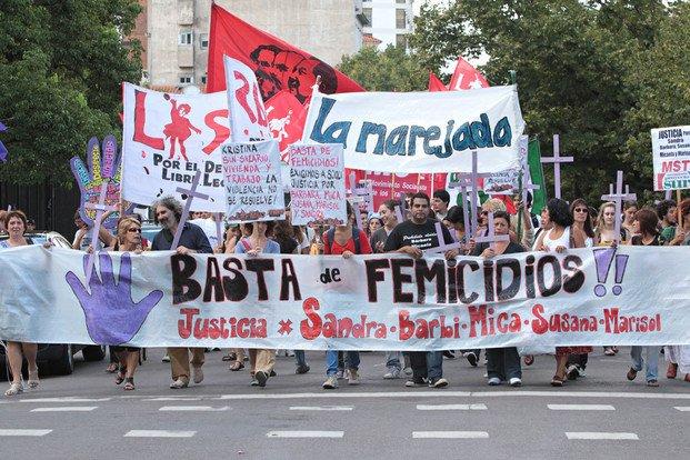 "Femicidios: llaman a desterrar  el concepto de ""crimen pasional"""