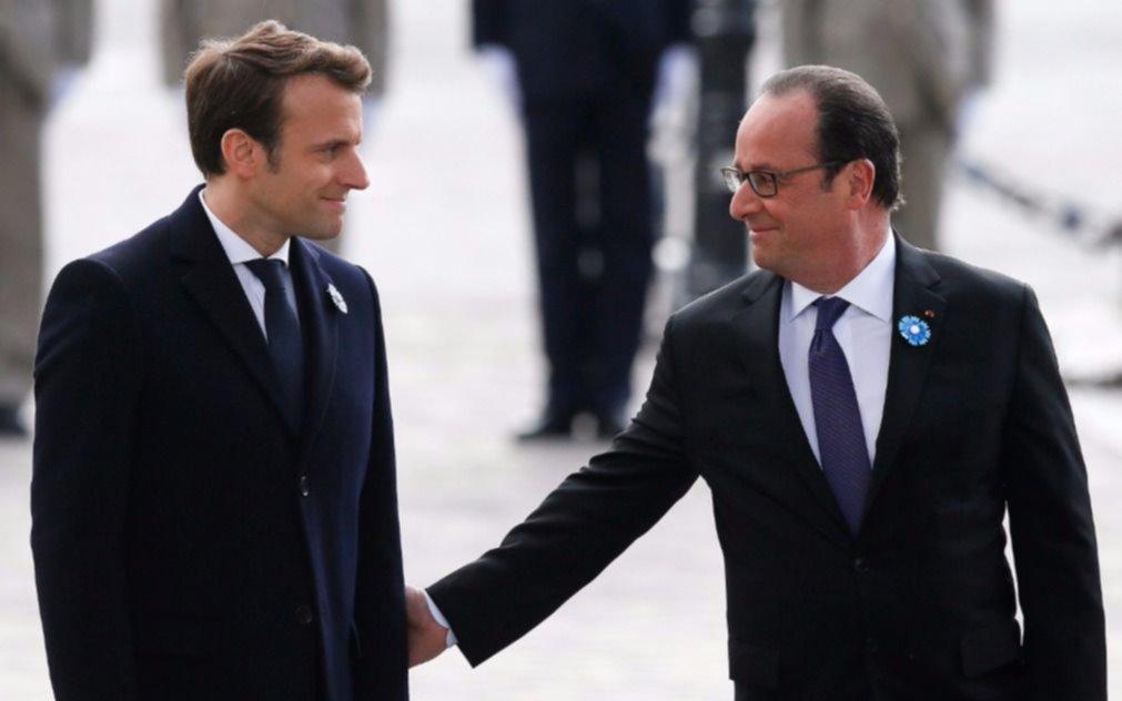 Ganó el liberal Emmanuel Macron segunda vuelta en Francia