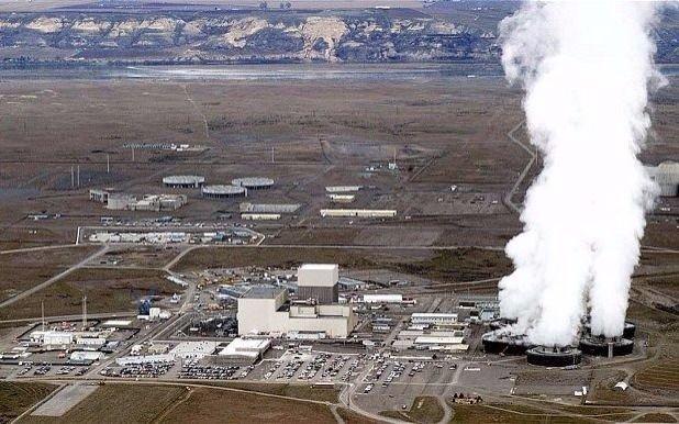 Emergencia en central nuclear de Hanford por colapso de túnel