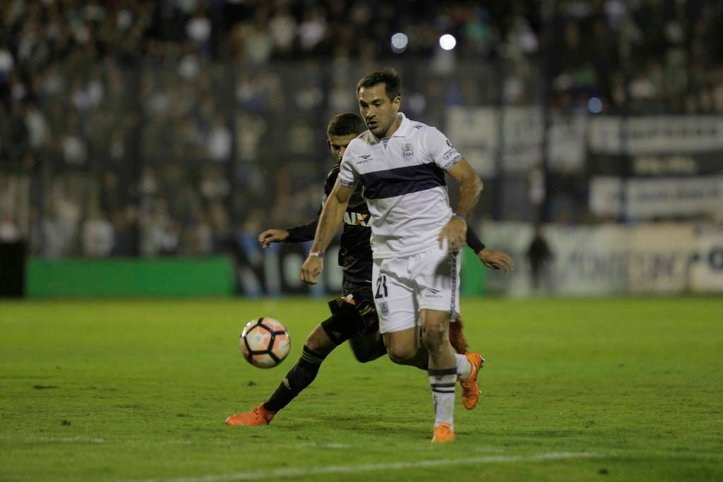 Gimnasia quedó eliminado de la Copa Sudamericana