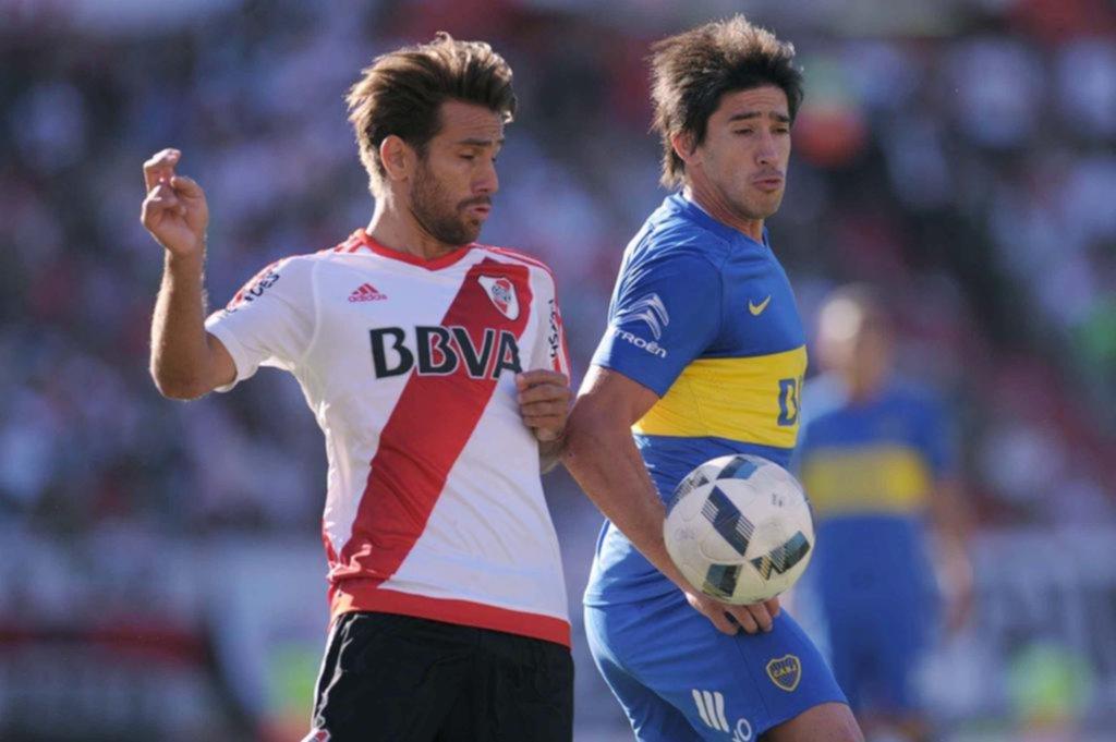 River vence a Boca gracias al mendocino Gonzalo Martínez
