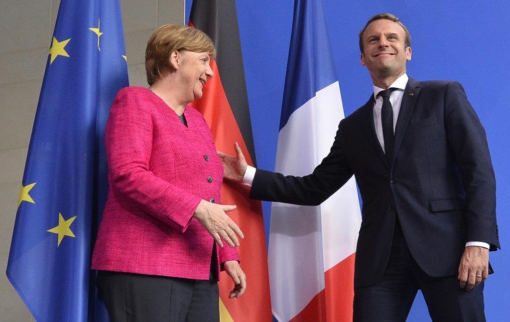 Emmanuel Macron nombra como primer ministro de Francia a diputado de derecha