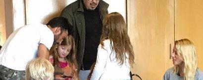 Nicole y Cubero, ¿a los besos en el Aeropuerto?