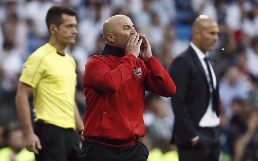 Sampaoli estudia dejar el Sevilla antes de la última fecha