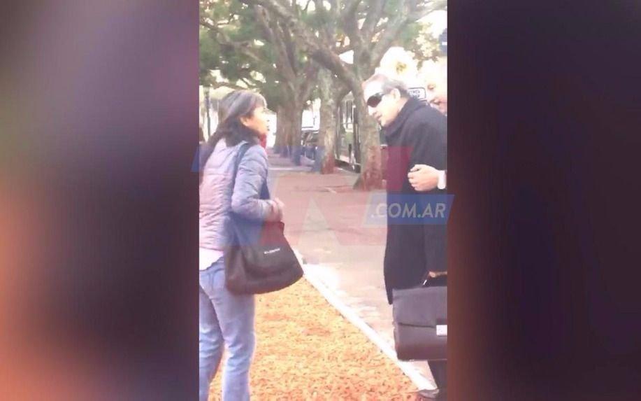 """La mujer que se animó a decirle de todo a Guillermo Moreno"""""""