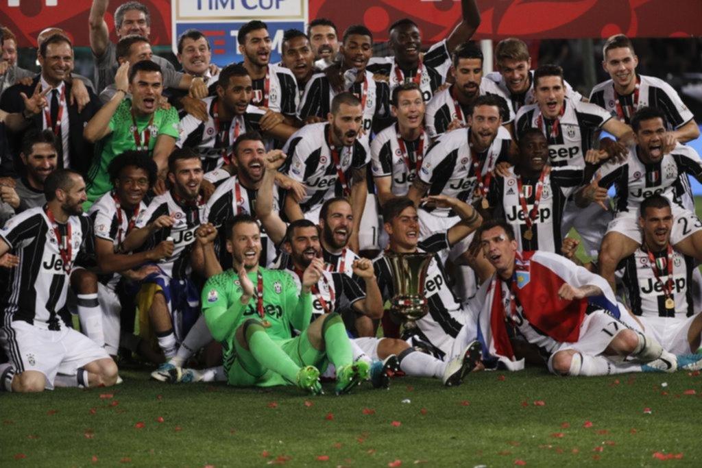 Juventus otra vez campeón