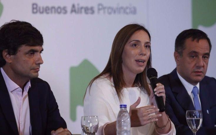 """Vidal, casi de campaña: """"en el peronismo no hay personas que representen algo distinto"""" al pasado"""